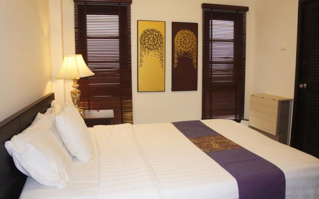 Phuket Gay Homestay - Habitación C - Cama Queen