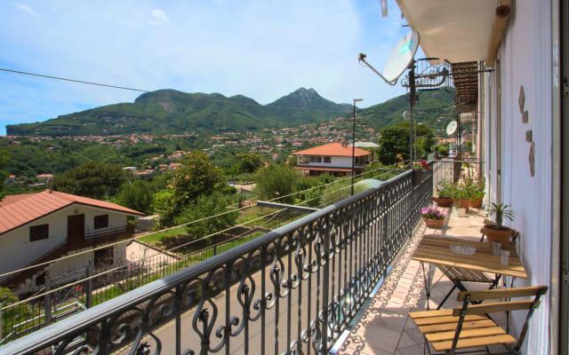 Elia's House | Agerola - Amalfi Coast