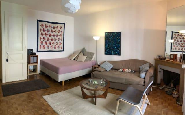 Ubicación perfecta: habitación enorme y lujosa o apartamento completo: