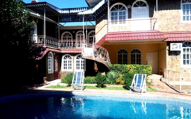City Villa in Tashkent for leisure and business