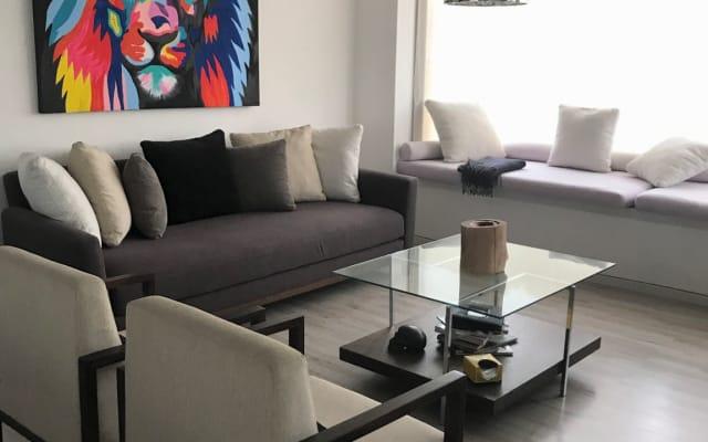 Appartement central, propre et lumineux