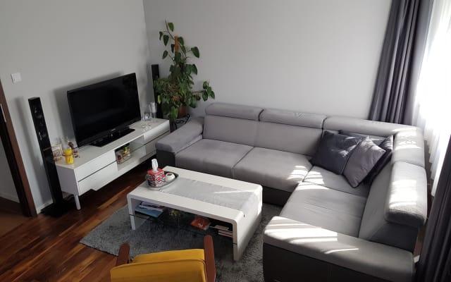 Chambre confortable à louer dans un appartement propre - Poznan...
