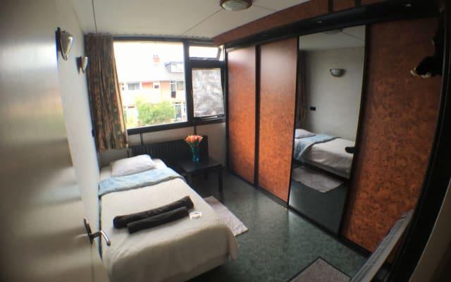 Acogedora habitación privada con un anfitrión amable