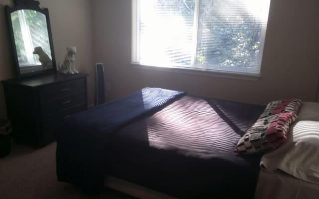 Kleines Zimmer in Bellevue