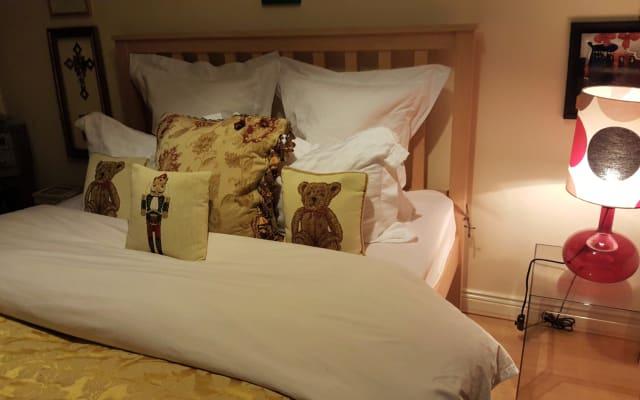 Stylish Double Room in the heart of Dublin City