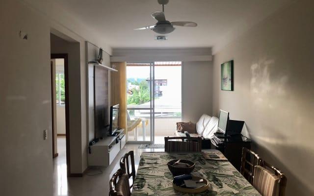 Suite privée très proche de la plage à Florianopolis