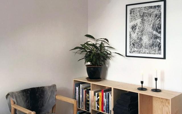 """Chambre privée et confortable du """"quartier Soho"""" de Copenhague"""