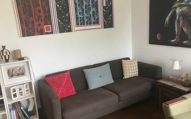 Londres - Chambre privée - Confortable, spacieux et bien entretenu.