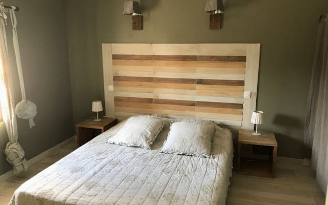 Mas Guiraud, bed and breakfast entre provence e camargue