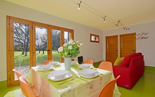 Design Cottage Treviso - la casa nel parco