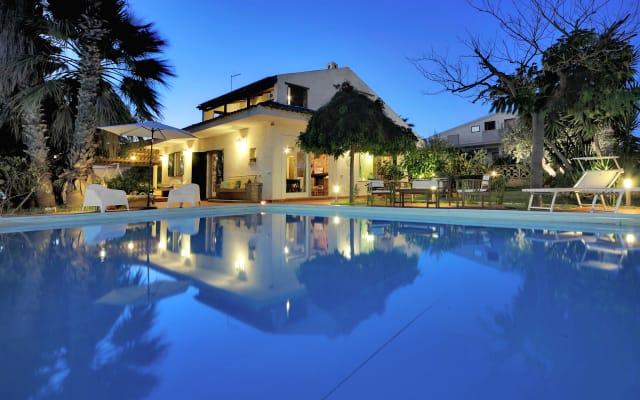 Deliziosa Villa a pochissimi metri dalle spiagge di Marina di Ragusa