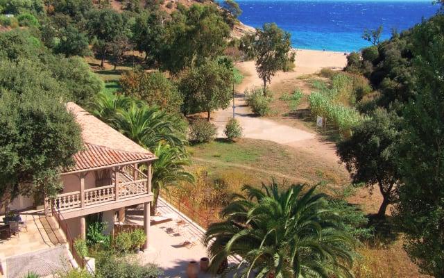 Villa Le Clos des 7 palmiers