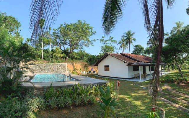Serendipity (Weligama) - Tranquilidade no sul do Sri Lanka