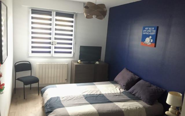 Votre chambre aux portes de Lille