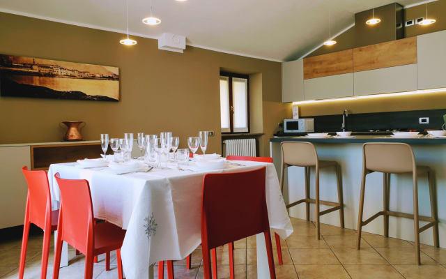 Villa Vista Lago luxury apartment on Como Lake - Bellano