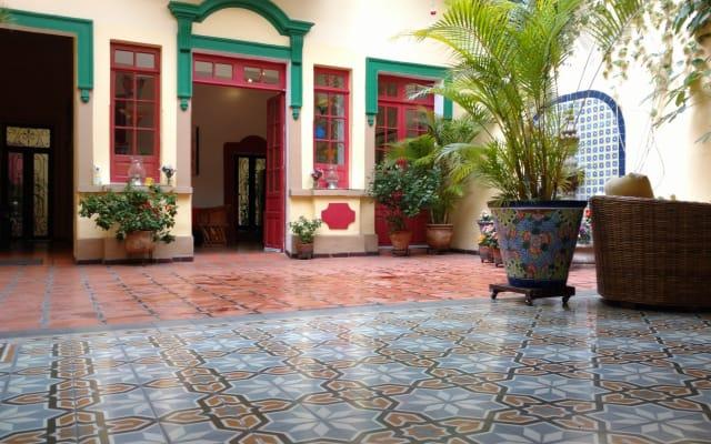 Das Guadalajara Gästehaus