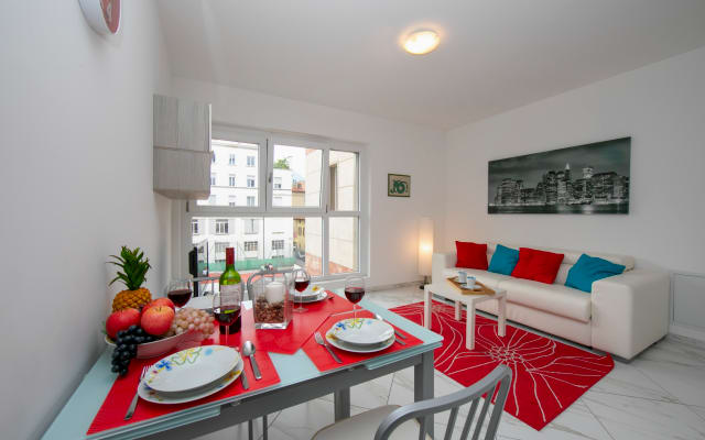Central Lugano Apartment