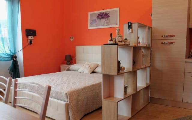 Studio Flat Cà del Vins - Ideal to visit Cinque Terre and surroundings