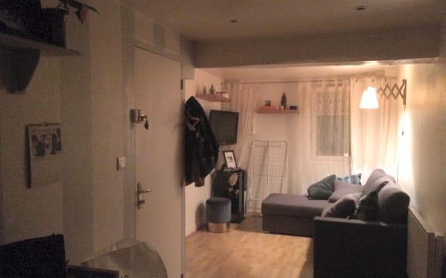 Habitación y cuarto privado