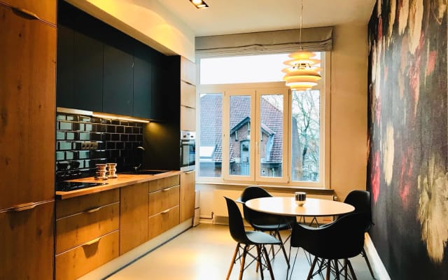 Stylish 2 bedroom apartment in Brussels