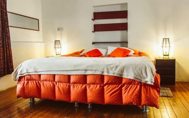 Habitación Privada King Size- Desayuno Buffet incluido