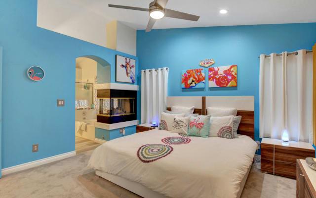 Blu Las Vegas - Détente totale - Deux chambres à coucher (jusqu'à 4...