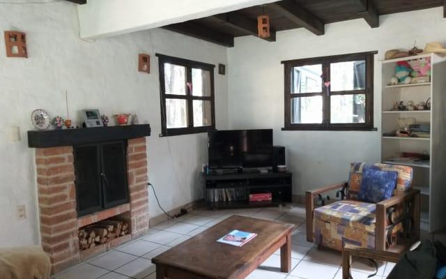 Habitación privada, cabaña compartida
