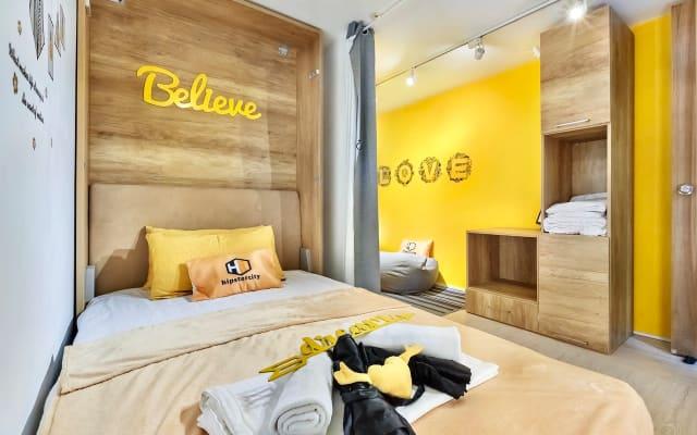 Cama Privativa Dupla em Dormitório Misto
