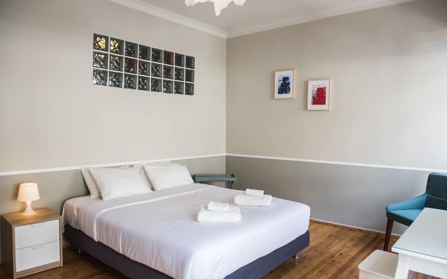 halu! #Isabelle: Cozy & Bright Centre Apartment