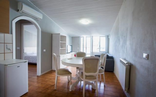 Appartamento con Terrazzo Vista Mare