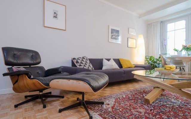 Luxury apartment in trendy Zone 6