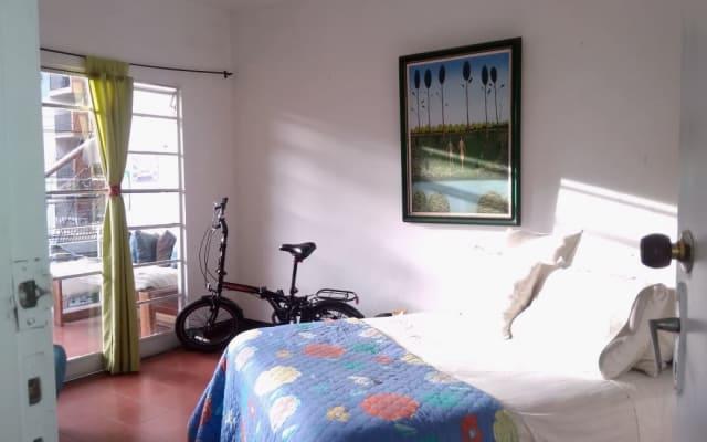 Toller Ort und wunderbare Ubikation in Downonw Medellin