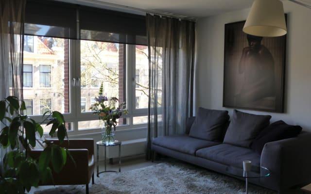 Apartamento de lujo moderno en el centro de la ciudad.