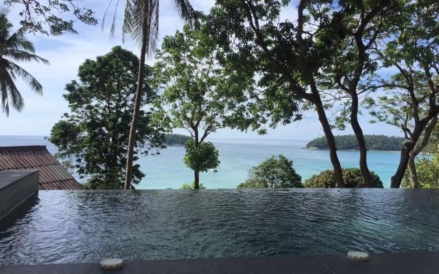 Bungalow de 1 cama con vista al mar Kata