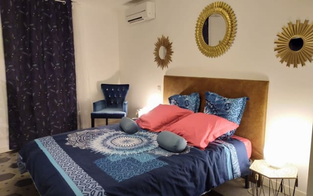La habitación del capitán encantadora habitación en el corazón de...
