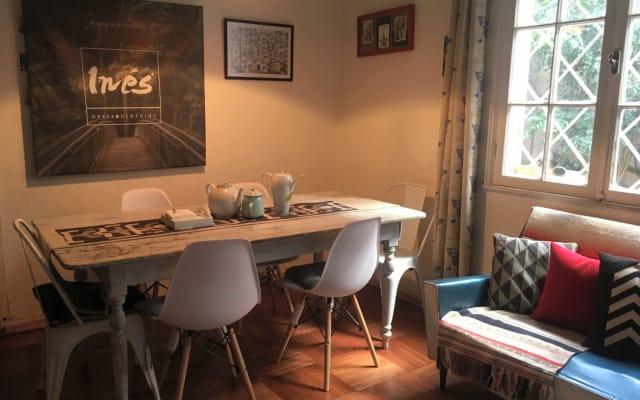 Arriendo comoda habitación en providencia, barrio tranquilo y centrico