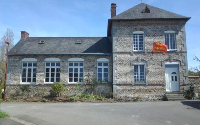 Das alte Schulhaus ... Chambre CANARO