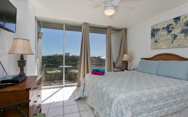 8th floor Delightful Balcony Suite w/ Ocean Views WG811