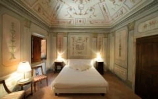 Chambre Paluffo Affrescata B & B avec salle de bain privée externe