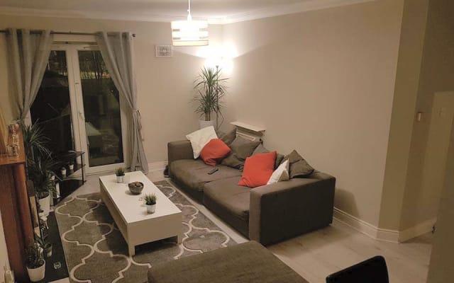 City Centre 2 bed apartment