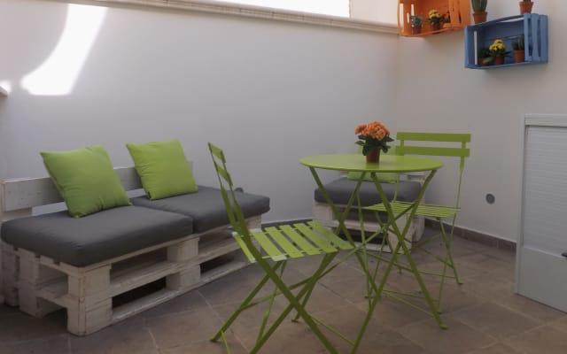 Casa Ginebras: your terrace on the Adriatic sea!