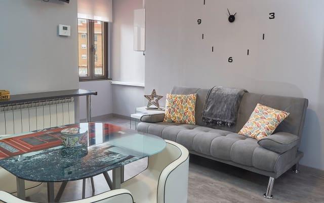 Moderno apartamento en el centro de León