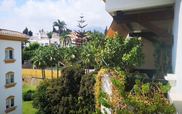 Marbella center
