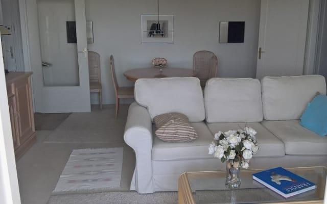 Superbe appartement dans le centre de Trouville-sur-Mer avec vue