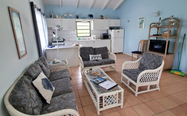 One Bedroom Unit Steps from Simpson Bay Beach!