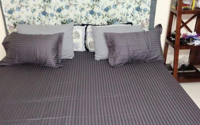 Uriges persönliches Schlafzimmer in Wohngemeinschaft