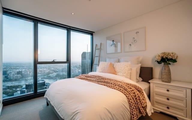 Heavenly Views Above 60F - New Luxury 2bd/2bath.
