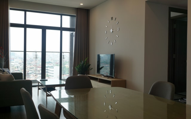 Brand new apartment with amazing city view