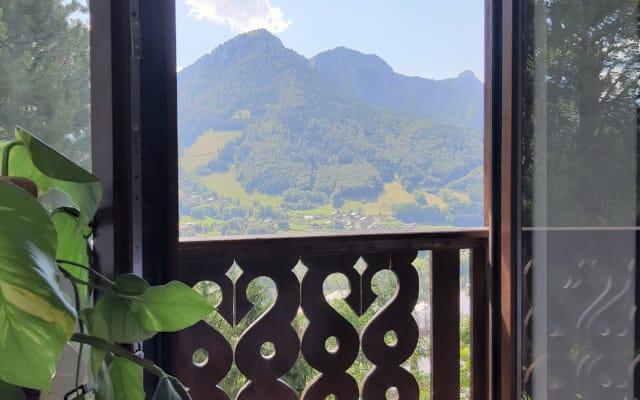 Appartement stylé dans chalet, Val d'Abondance-Portes du Soleil/2