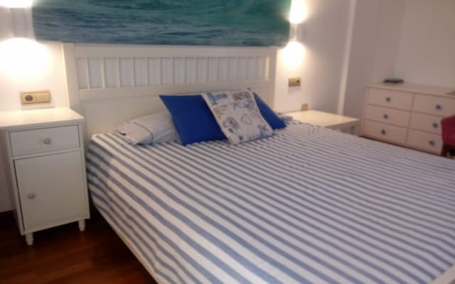 Great room with sea view